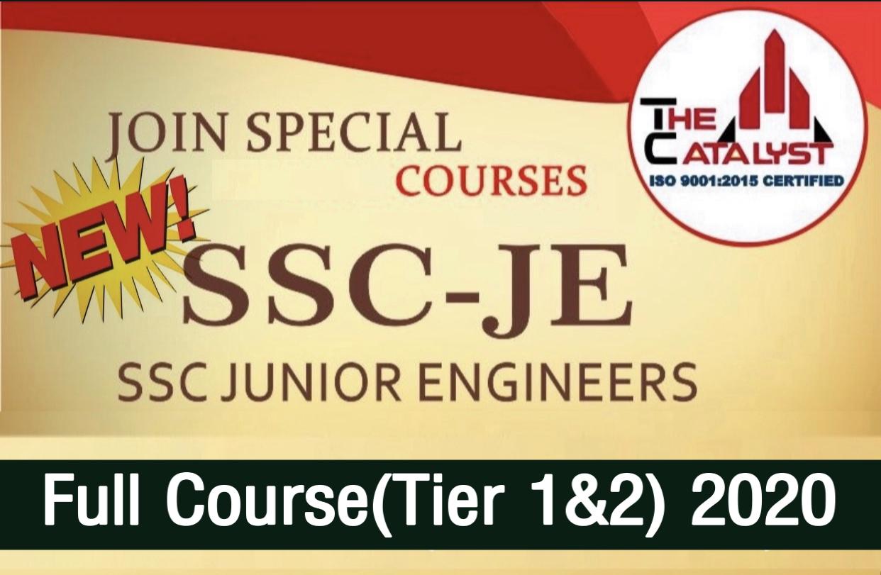 SSC JE 2020(EE-1.1)