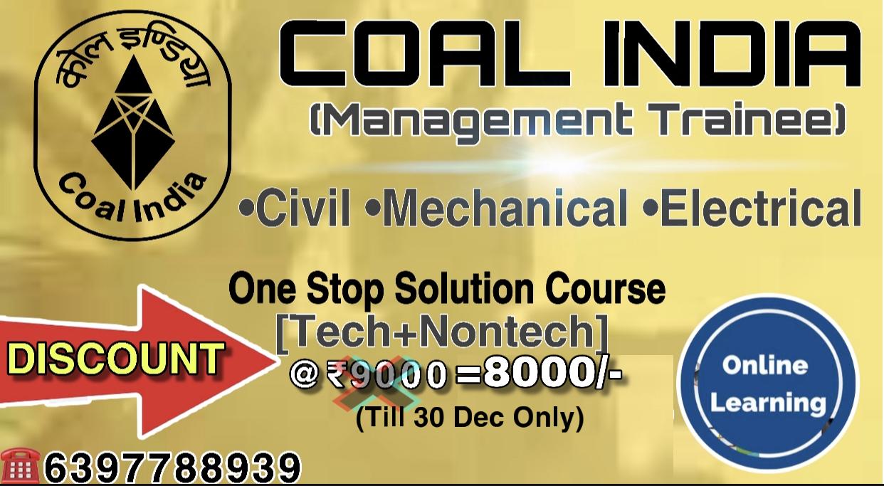 Coal India Ltd-2020(EE)