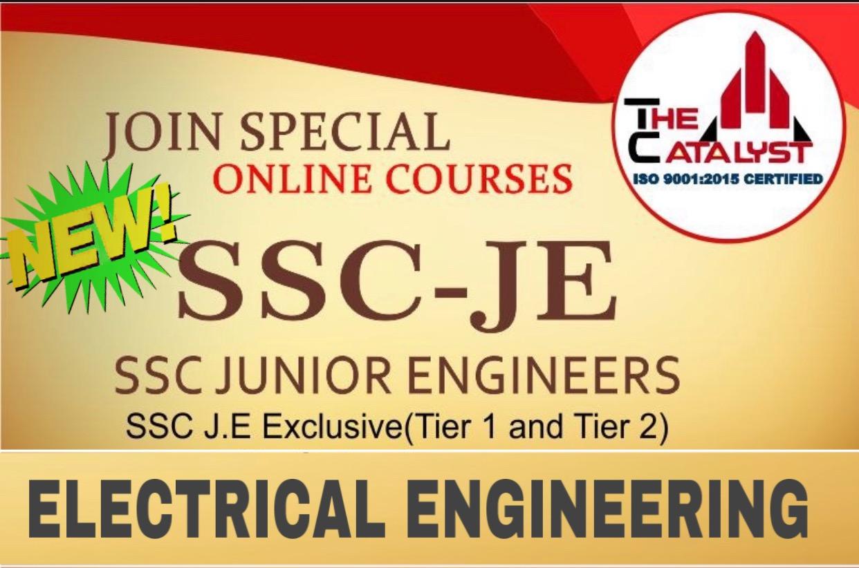 SSC JE-2019(NEW BATCH 1.1-EE)
