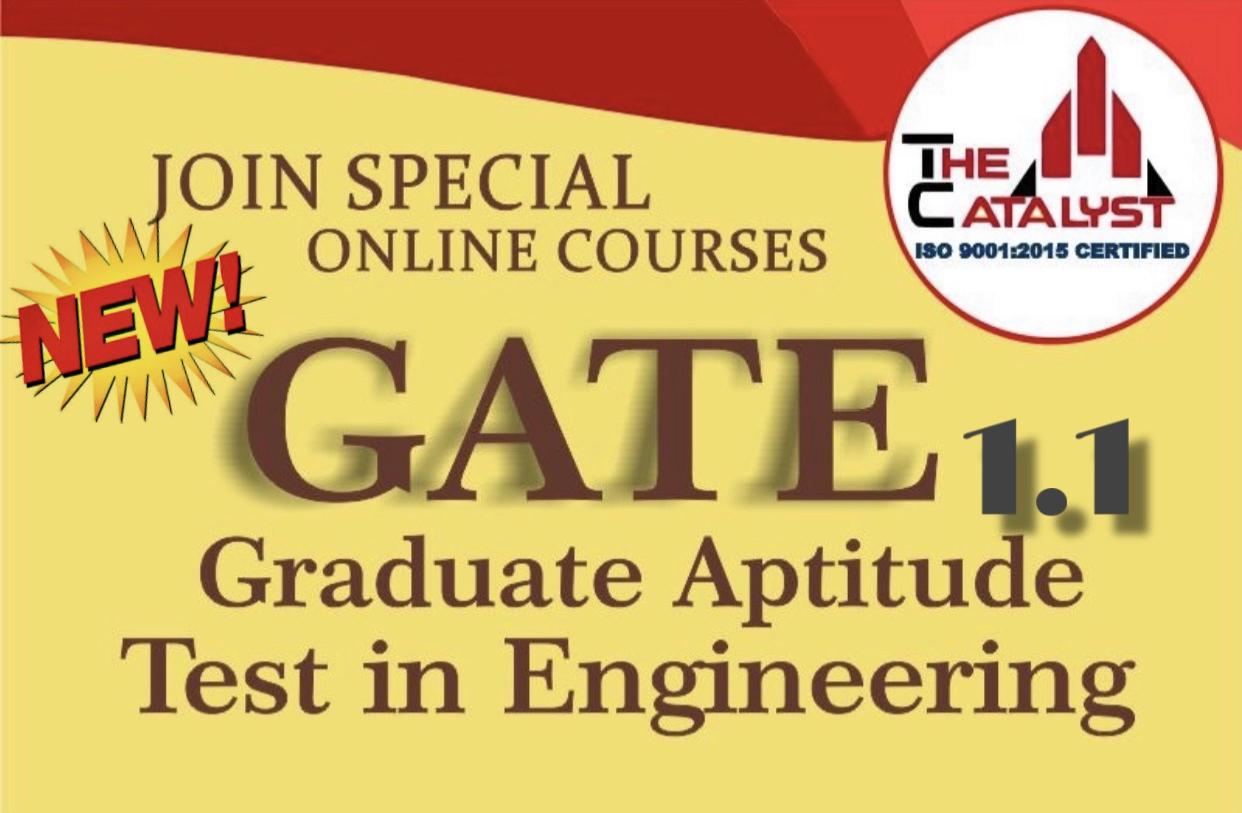 GATE 1.1 BATCH-2 (CE)-2020